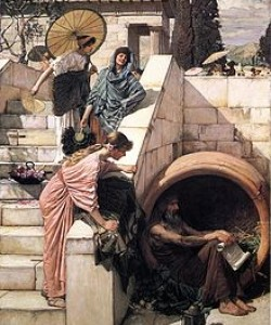 Diogenes the Cynic of Sinope