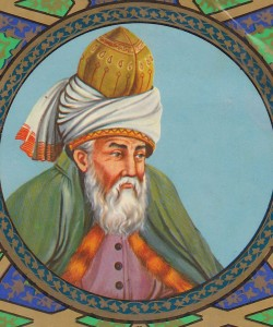 Mevlana Jalal ad-Din Rumi