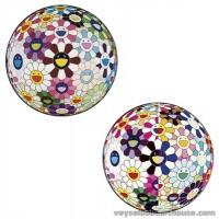 takashimurakamiflowerballbrownandflowerball3dfromtherealmofthedeadprintsandmultiplesoffsetlithograph.jpg